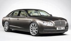 Un sedán de ensueño: Bentley Flying Spur 2013