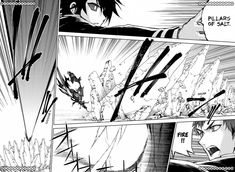 Read manga Seraph of the End 041 online in high quality