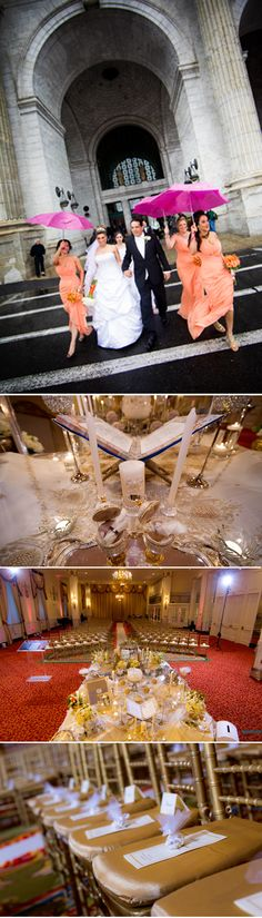 Gorgeous Persian Wedding using East and State for their Ceremony