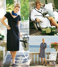 Read the article 'Business Trip: 10 Plus Size Women's Sewing Patterns  ' in the BurdaStyle blog 'Daily Thread'.