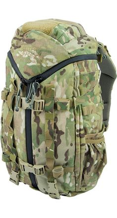 Multicam 3 Day Assault with BVS Size M Yoke, size S belt, with live wing belt