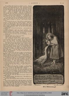 Jugend, German illustrated weekly magazine for art and life, Volume 5.2, 1900.