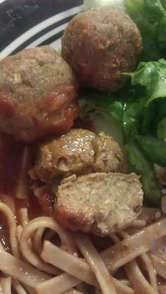 The Full Course: TVP Meatballs