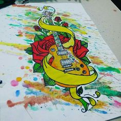 Finished!  #Gibson #LesPaul