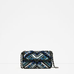 Image 2 of EMBROIDERED DETAIL CROSSBODY BAG from Zara