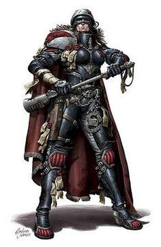 Dark Heresy - Warhammer