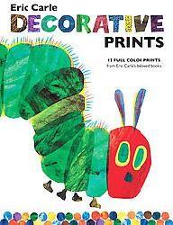 Eric Carle Decorative Prints (Paperback)
