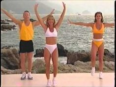 Denise Austin Sizzler workout - I used to do this workout all the time but only had it on VHS. Glad to find it online.