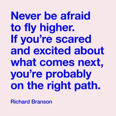 Richard Branson on his 'My letter to my younger dyslexic self'  #richardbranson #quotes #virgin #dyslexia #coaching