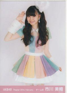 AKB48 Theater 2014.February 市川美織