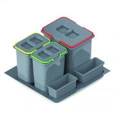 Tvättkorg monterad i låda | It's Design