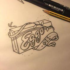 Stranger things tattoo