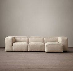 Fulham Upholstered Right-Arm Sofa Chaise Sectional Chaise Sofa, Sofa Chair, Sectional Sofa, Sleeper Sofas, Couches, Bedroom Furniture Sets, Home Furniture, Furniture Design, Bedroom Sets