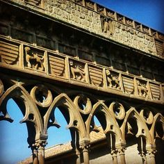 Palazzo Dei Papi nel Viterbo, Lazio #viterbo #palazzodeipapi #favl