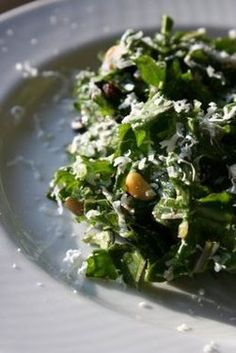 salad with ricotta salata. This is unbelievably, amazingly delicious ...