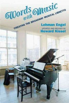 Words with Music by Lehman Engel.  	Lehman College - Stacks - ML2110 .E6 2006