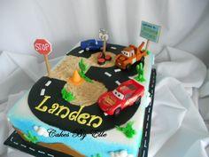 Disney Cars - Cakes By Elle