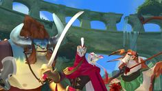 Gigantic Announce Trailer ..just wow, really stunning