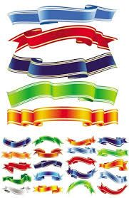 vector ribbons - Google Search