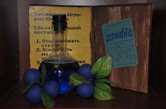 Indigo Potion from Kyrandia by Almitatam on DeviantArt