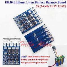 18650 Li-ion Lithium Battery Charger Module Balance Board New Lithium Battery Charger, 18650 Battery, Electronics Basics, Electronics Projects, Drone Diy, Electronic Schematics, Pcb Board, Balance Board, Flying Saucer