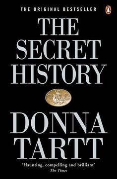 Donna Tartt, The Secret History | Soooo spannend! www.redaktionsbuero-niemuth.de