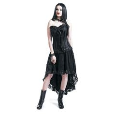 Guardian Angel Dress - Gothicana by EMP