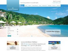 Travel Website by http://www.tcmarketing.co.uk