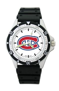 nice NHL Montreal Canadiens Option Watch  –