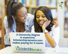 College #education can be expensive but with ScholarshipJamaica we can help you achieve this student loan free