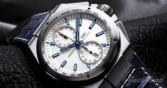IWC Ingenieur Chronograph Racer / Ref.IW378509