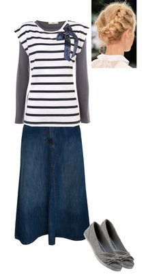 """Modest Outfit 84"" by christianmodesty on Polyvore"