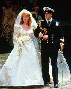 Telling Details Emerge About Sarah Ferguson And Prince Andrew's Bizarre Relationship, Leaving The Internet Utterly Baffled - All Cute All The Time