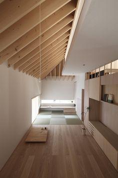 Wengawa House, Japan by Katsutoshi Sasaki + Associates   http://www.yellowtrace.com.au/katsutoshi-sasaki-wengawa-house-japan/