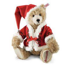 Steiff 034121 Christmas Teddy Bear