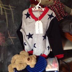 A personal favourite from my Etsy shop https://www.etsy.com/au/listing/508315179/star-polar-fleece-jumper