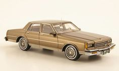 Chevrolet Caprice Classic, 1985 1:43 (American Excellence)
