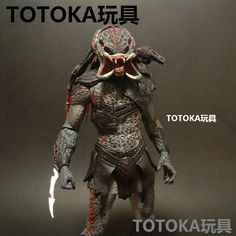 Find More Action & Toy Figures Information about 2014 NEW NECA Predators Series 21cm Action Figure Classic  Best Gift,High Quality Action & Toy Figures from Lucky Point on Aliexpress.com