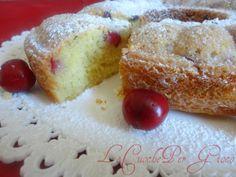 Ciambellone ciliegie e cioccolato!!! | Ricetta dolce golosa