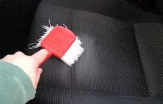 Top Five Tips to Deep Clean Your Car Seats