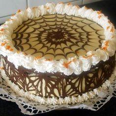 Egy finom Gesztenyés-vaníliakrémes torta ebédre vagy vacsorára? Gesztenyés-vaníliakrémes torta Receptek a Mindmegette.hu Recept gyűjteményében! Hungarian Desserts, Hungarian Cake, Hungarian Recipes, Hungarian Food, Torte Cake, Cakes And More, Let Them Eat Cake, Cake Cookies, Amazing Cakes