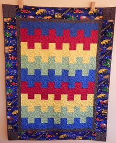 Bell Creek Quilts: WIP Wednesday~100 Quilts for Kids Link Up