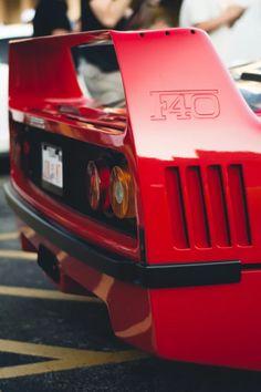 the F40 was the best Ferrari, i really want one when im older ...repinned für Gewinner!  - jetzt gratis Erfolgsratgeber sichern www.ratsucher.de
