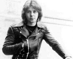 Clive Burr (March 8, 1957 - March 13, 2013) British drummer (Iron Maiden).