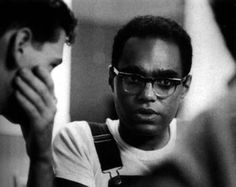 Bob Moses, architect and guiding spirit of the Freedom Summer project. (1964)