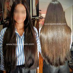 Aplicação com nó italiano - cabelo asiático liso de 75 cms - 300 gramas de cabelo com todo o cabelo curto removido. Espetacular!  Só podia ser Loja do Cabelo...! O melhor cabelo, o melhor resultado! ! #lojadocabelo #hair #hairextensions #longhair #nice #sexyhair #blonde #extensõesdecabelo #cabelo #cabelos #longos