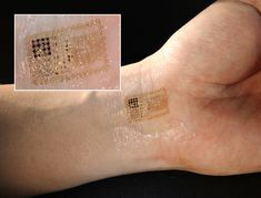 Wearable Body Sensors! What Next! - The Federal Communications Commission has officially set aside a portion of the nation's wireless spectrum to wearable medical sensors, reportedly becoming the first nation in the world to do so.