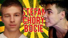 STEFAN! TY CHORY BOCIE! - BOIBOT!