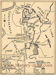 Antietam national battlefield site,