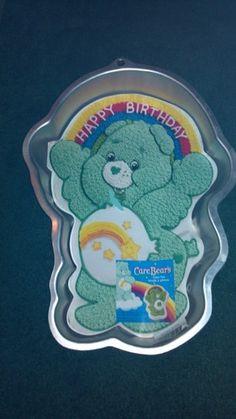 Carebears Cake Pan | eBay